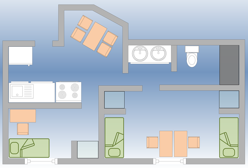 University Apartments Housing And Residential Life Florida International University