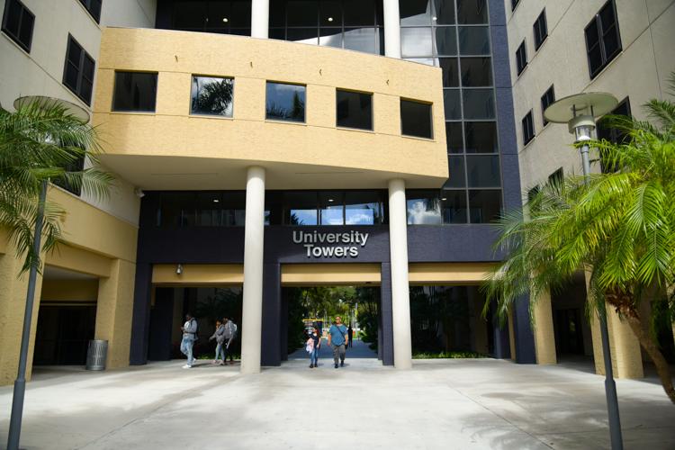 University Towers Housing And Residential Life Florida International University